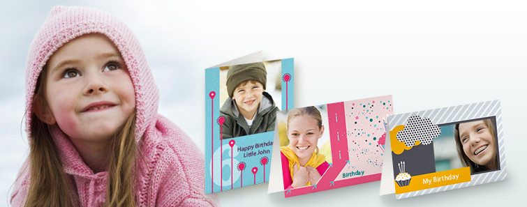 5.5 x 4 Folded Card