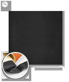 Cover: Premium linen black