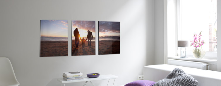 Split-Panel Canvas Prints